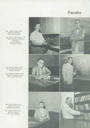 Page 11, 1959 Edition, Bristol High School - Hilltopper Yearbook (Bristol, IN) online yearbook collection