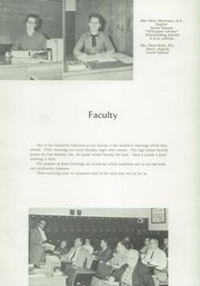Page 12, 1959 Edition, Bristol High School - Hilltopper Yearbook (Bristol, IN) online yearbook collection
