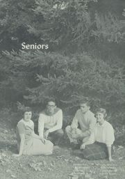Page 13, 1959 Edition, Bristol High School - Hilltopper Yearbook (Bristol, IN) online yearbook collection