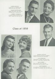 Page 15, 1959 Edition, Bristol High School - Hilltopper Yearbook (Bristol, IN) online yearbook collection
