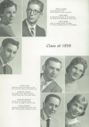 Page 16, 1959 Edition, Bristol High School - Hilltopper Yearbook (Bristol, IN) online yearbook collection