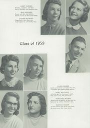Page 17, 1959 Edition, Bristol High School - Hilltopper Yearbook (Bristol, IN) online yearbook collection