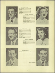 Page 11, 1951 Edition, Clayton High School - Cardinal Yearbook (Clayton, IN) online yearbook collection