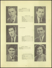 Page 13, 1951 Edition, Clayton High School - Cardinal Yearbook (Clayton, IN) online yearbook collection