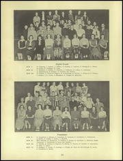 Page 24, 1951 Edition, Clayton High School - Cardinal Yearbook (Clayton, IN) online yearbook collection