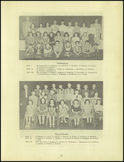 Page 27, 1951 Edition, Clayton High School - Cardinal Yearbook (Clayton, IN) online yearbook collection