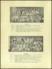 Page 28, 1951 Edition, Clayton High School - Cardinal Yearbook (Clayton, IN) online yearbook collection