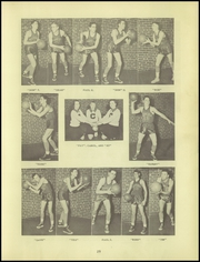 Page 33, 1951 Edition, Clayton High School - Cardinal Yearbook (Clayton, IN) online yearbook collection