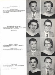 Page 11, 1957 Edition, Hancock Central High School - Panther Yearbook (Maxwell, IN) online yearbook collection