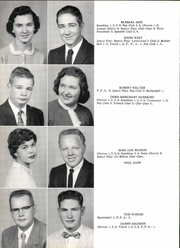 Page 12, 1957 Edition, Hancock Central High School - Panther Yearbook (Maxwell, IN) online yearbook collection