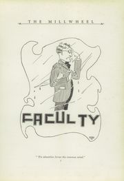 Page 11, 1927 Edition, Milltown High School - Wheel Yearbook (Milltown, IN) online yearbook collection