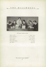 Page 14, 1927 Edition, Milltown High School - Wheel Yearbook (Milltown, IN) online yearbook collection
