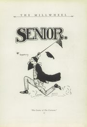 Page 15, 1927 Edition, Milltown High School - Wheel Yearbook (Milltown, IN) online yearbook collection
