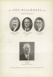 Page 8, 1927 Edition, Milltown High School - Wheel Yearbook (Milltown, IN) online yearbook collection