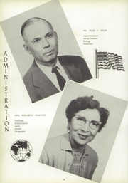 Page 10, 1957 Edition, Milltown High School - Wheel Yearbook (Milltown, IN) online yearbook collection