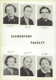 Page 12, 1957 Edition, Milltown High School - Wheel Yearbook (Milltown, IN) online yearbook collection