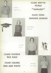 Page 14, 1957 Edition, Milltown High School - Wheel Yearbook (Milltown, IN) online yearbook collection