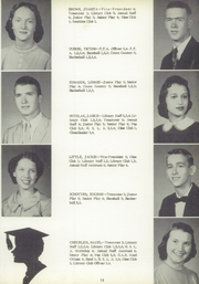 Page 17, 1957 Edition, Milltown High School - Wheel Yearbook (Milltown, IN) online yearbook collection