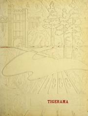 1958 Edition, Fishers High School - Tigerama Yearbook (Fishers, IN)