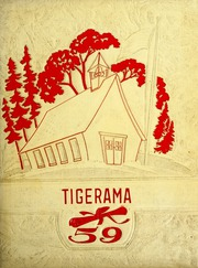 1959 Edition, Fishers High School - Tigerama Yearbook (Fishers, IN)