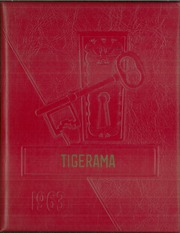 1963 Edition, Fishers High School - Tigerama Yearbook (Fishers, IN)