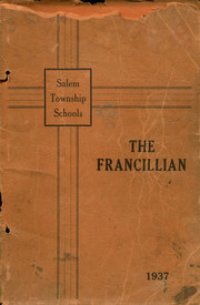 Page 1, 1937 Edition, Francesville High School - Francillian Yearbook (Francesville, IN) online yearbook collection