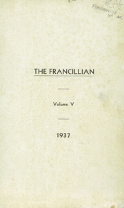 Page 3, 1937 Edition, Francesville High School - Francillian Yearbook (Francesville, IN) online yearbook collection