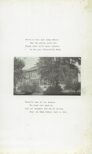 Page 5, 1937 Edition, Francesville High School - Francillian Yearbook (Francesville, IN) online yearbook collection