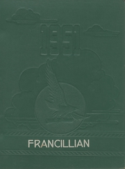 1951 Edition, Francesville High School - Francillian Yearbook (Francesville, IN)