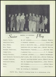 Page 45, 1951 Edition, Francesville High School - Francillian Yearbook (Francesville, IN) online yearbook collection