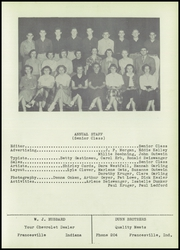 Page 49, 1951 Edition, Francesville High School - Francillian Yearbook (Francesville, IN) online yearbook collection