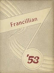 1953 Edition, Francesville High School - Francillian Yearbook (Francesville, IN)