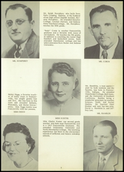 Page 11, 1954 Edition, Francesville High School - Francillian Yearbook (Francesville, IN) online yearbook collection