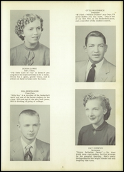 Page 13, 1954 Edition, Francesville High School - Francillian Yearbook (Francesville, IN) online yearbook collection