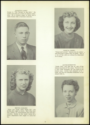 Page 15, 1954 Edition, Francesville High School - Francillian Yearbook (Francesville, IN) online yearbook collection