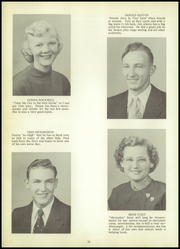 Page 16, 1954 Edition, Francesville High School - Francillian Yearbook (Francesville, IN) online yearbook collection