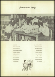 Page 6, 1954 Edition, Francesville High School - Francillian Yearbook (Francesville, IN) online yearbook collection