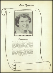 Page 7, 1954 Edition, Francesville High School - Francillian Yearbook (Francesville, IN) online yearbook collection