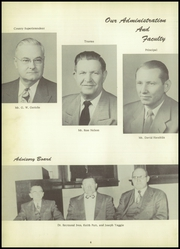 Page 8, 1954 Edition, Francesville High School - Francillian Yearbook (Francesville, IN) online yearbook collection