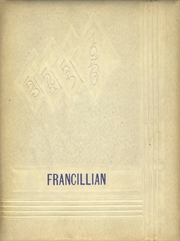 1956 Edition, Francesville High School - Francillian Yearbook (Francesville, IN)