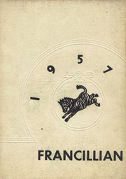 1957 Edition, Francesville High School - Francillian Yearbook (Francesville, IN)