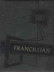 1958 Edition, Francesville High School - Francillian Yearbook (Francesville, IN)