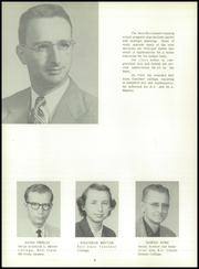 Page 10, 1956 Edition, Greene High School - Yearbook (South Bend, IN) online yearbook collection