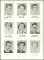 Page 12, 1956 Edition, Greene High School - Yearbook (South Bend, IN) online yearbook collection