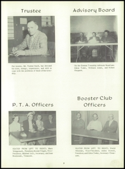Page 13, 1956 Edition, Greene High School - Yearbook (South Bend, IN) online yearbook collection