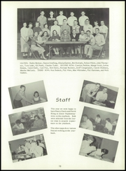 Page 17, 1956 Edition, Greene High School - Yearbook (South Bend, IN) online yearbook collection