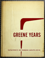 Page 1, 1965 Edition, Greene High School - Yearbook (South Bend, IN) online yearbook collection