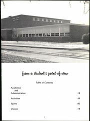 Page 7, 1965 Edition, Greene High School - Yearbook (South Bend, IN) online yearbook collection