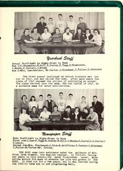 Page 15, 1954 Edition, Oxford High School - Oak Leaves Yearbook (Oxford, IN) online yearbook collection