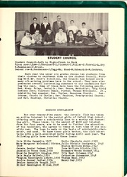 Page 17, 1954 Edition, Oxford High School - Oak Leaves Yearbook (Oxford, IN) online yearbook collection